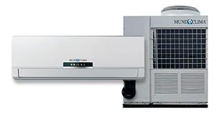 Refrigeradora y FanCoils