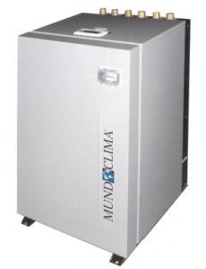 Bomba de calor agua-agua de alta eficiencia serie MAMY
