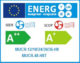 E ENERGETICO MUCR-H8